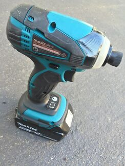 Makita inpact driver brand new DTD146  skin only  Casula Liverpool Area Preview