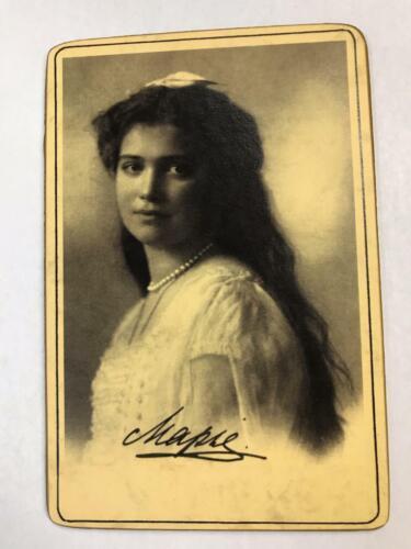 Russian Grand Duchess Maria Romanov Antique Style Studio Portrait  NEW FREE POST