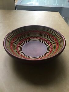 Sth American clay bowl in great condition Cammeray North Sydney Area Preview