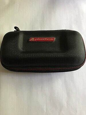 Pivothead Sunglasses EVA Case Only With Lens Cleaner suits all sunglasses (Pivothead Sunglasses)
