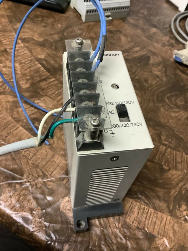 Omron 3G2A3-PS221 Power Supply 1.5A @ 24V DC Free Shipping