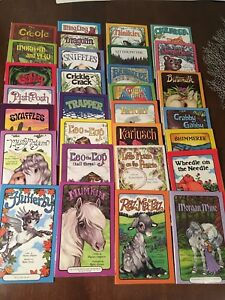 Collection of 30 Vintage Softcover Serendipity Books