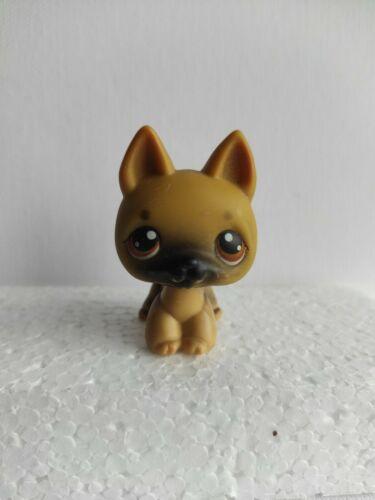Little petshop lps chien berger allemand german shepherd 61 #geektradelpschien