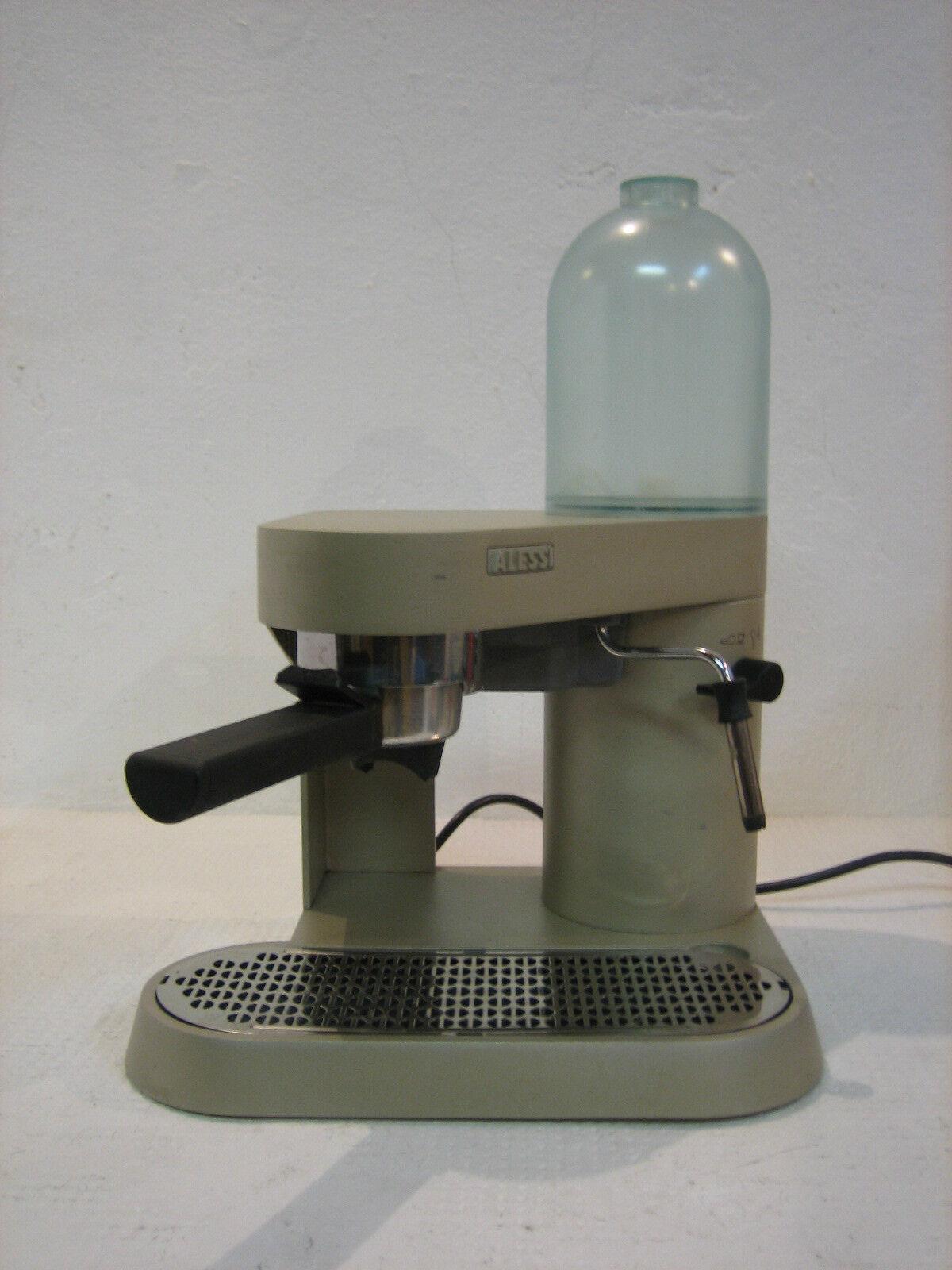 alessi macchina per caff espresso coban sapper