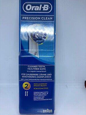 Precision Clean Refills (Oral-B Precision Clean Brush Heads X2 Replacement Refills)