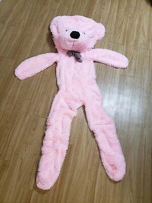 Huge teddy bear 6.5 feet Valentine's Day Gift [Unstaffed]](Huge Valentines Day Teddy Bear)