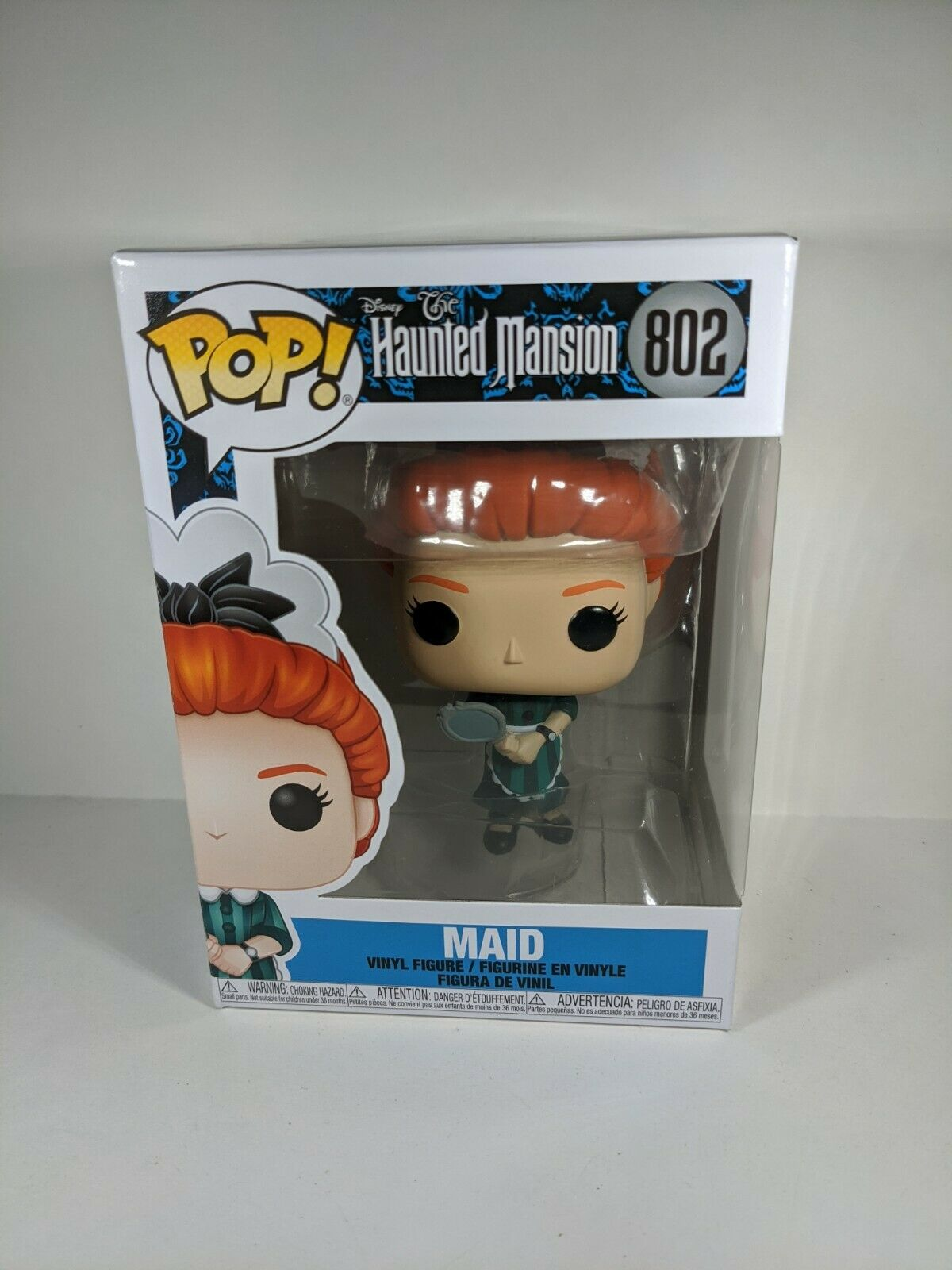Disney: Haunted Mansion - Maid #802 Funko Pop! Vinyl