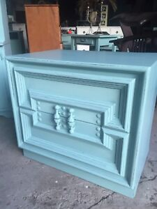 End tables.     $95 pair