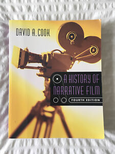 A History of Narrative Film 4th edition David A. Cook