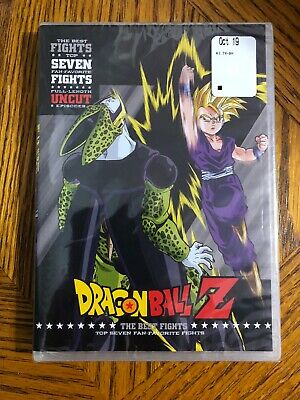 Dragon Ball Z: The Best Fights