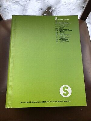 Sweets Architectural Catalog Book File 1974 Construction Vol 6 Building Windows