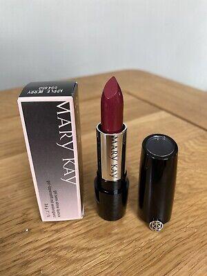 MARY KAY Apple Berry Gel Semi-shine Lipstick. Free Shipping.