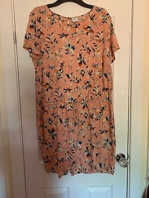 Junarose Floral Print Playsuit/jumpsuit. Size 22