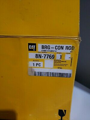 Cat Bearing 8n7769 Oem New