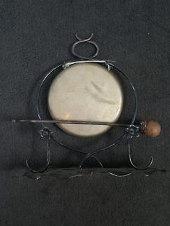 Dinner Gong by Walker & Hall Sheffield