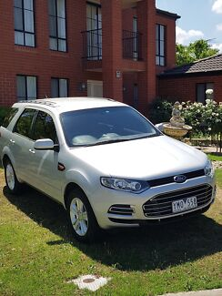 Ford territory 2011