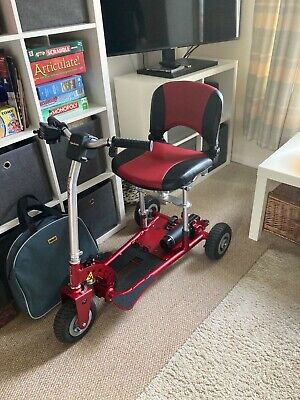 Mobility Scooter - SupaScooter - SupaLite, foldable, excellent condition