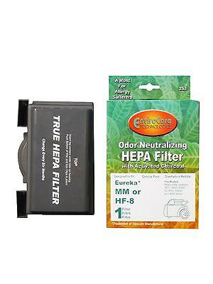 (1) Eureka Sanitaire  MM Mighty Mite HEPA  HF8 Vacuum Filter