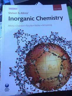 Shriver And Atkins Inorganic Chemistry 5th Edition Pdf