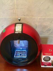 Cafetière Dolce Gusto Krups et capsule