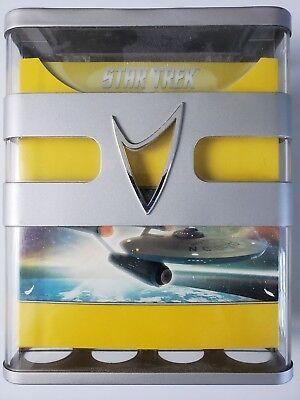 STAR TREK SEASON 1 ONE [REMASTERED] NEW William Shatner Leonard Nimoy ()