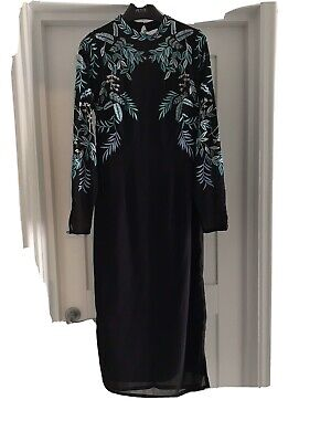 Hope And Ivy Midi Dress Size 8