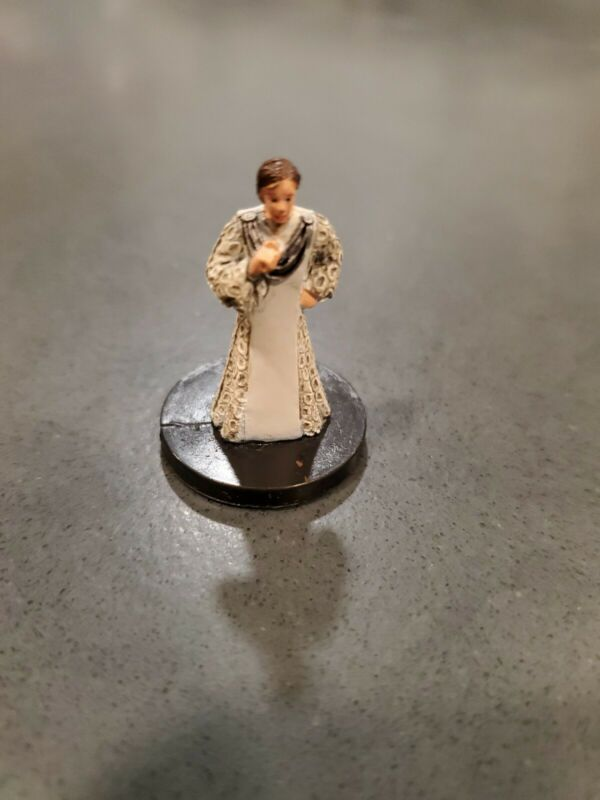 Star Wars Miniature MON MOTHMA #14 Revenge of the Sith (No Card)