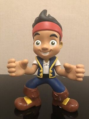 CAPTAIN JAKE/JACK AND THE NEVERLAND PIRATES - disney Toy - 9 inches