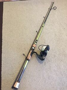 Rapala X-Rap Fishing Rod and Reel