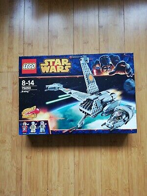 LEGO Star Wars B-Wing 75050 New/Sealed - COLLECTION ONLY