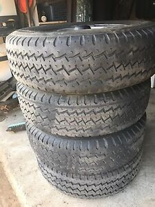 Hilux Rims & Tyres Windsor Hawkesbury Area Preview