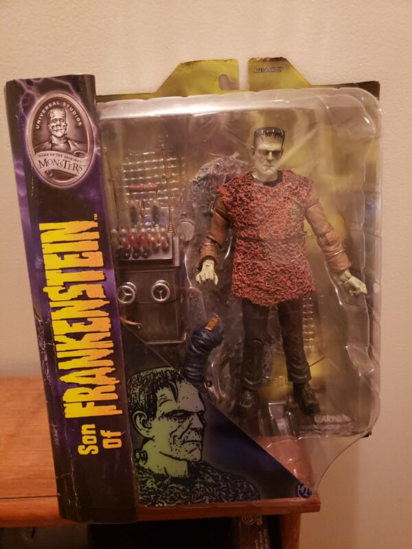 Son Of Frankenstein Diamond Select Action Figure Universal Monsters 2014