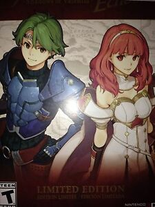 Fire Emblem Echoes Limited Edition