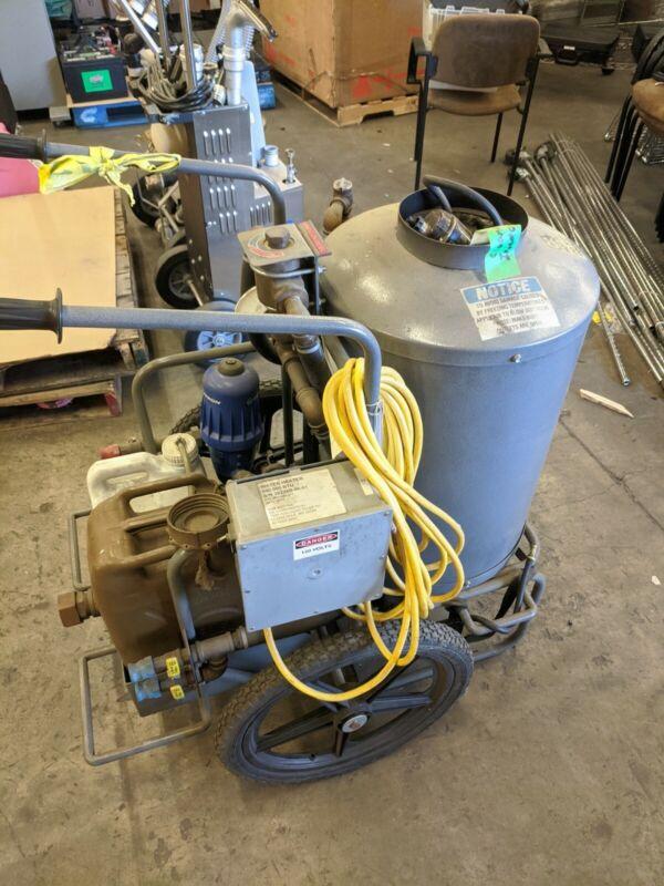 TVI Corporation SF-12 Portable High Volume Flash Water Heater Ph1 500,000 BTU