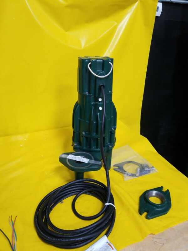 Zoeller 3 Phase 1.5 HP Submersible PumpF188-F