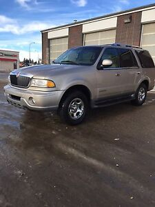 2000 Ford Lincoln Navigator Loaded 4x4 trade/swap