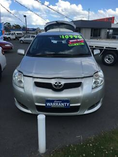 2008 Toyota Corolla Conquest Automatic Capalaba West Brisbane South East Preview