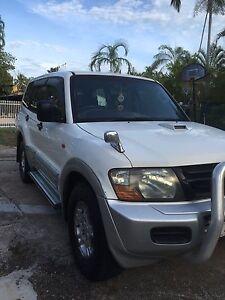 Pajero NM 2001 auto Anula Darwin City Preview