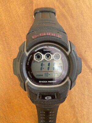 CASIO G-SHOCK GW-002E SOLAR CLASSIC DIGITAL DISPLAY WATCH. Used