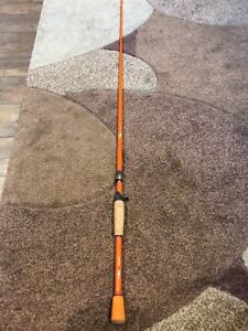 Carrot Stix Casting Fishing Rod