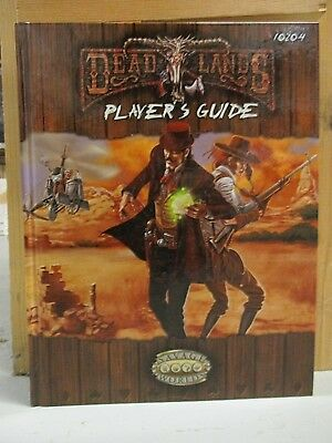 Deadlands Reloaded Players Guide By Pinnacle Entertainment  2010  Hardcover
