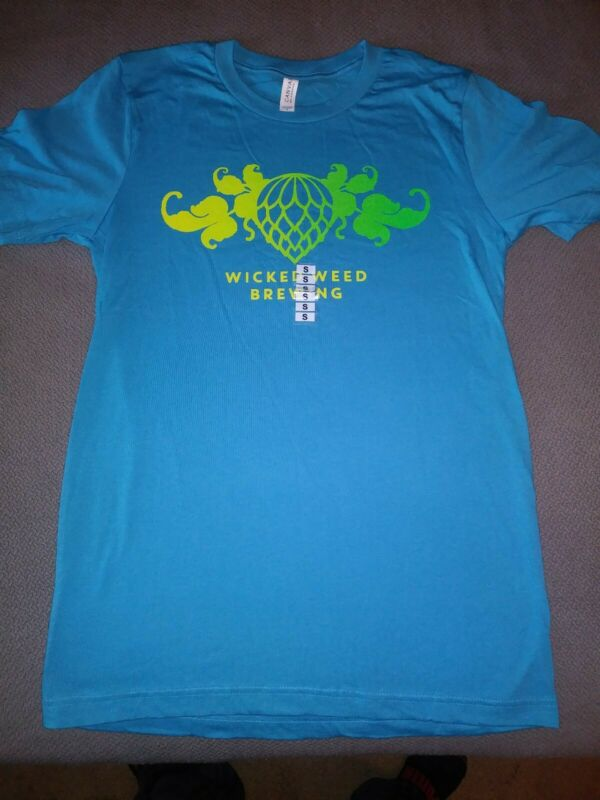 Wicked Weed Brewing Shirt Women