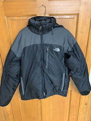 Vintage North Face Summit Series 700 Down Jacket Black Puffer M