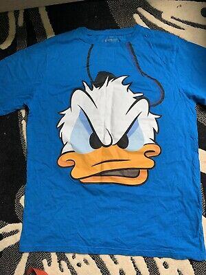 Disneyland Paris Donald Duck Blue T-shirt XXL (2018)