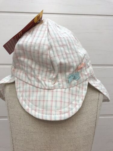 Döll Baby Mädchen Sonnen Hut Schirmmütze Gr. 47