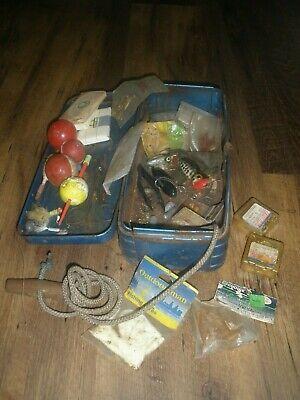 Fishing Tackle Box Carp Imitation Bait pop Up Corn Swivels Weights clips BK BN