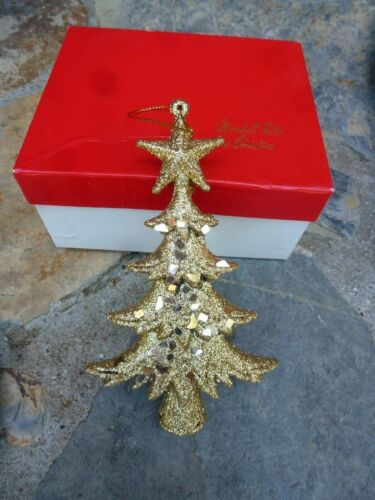 Vintage Marshall Fields Chicago Ornament & Tree Topper