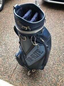Clubs, Bag, Pull Cart.  Items available together or separate...