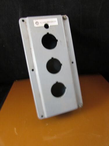 Allen-bradley 800t-3tz  Series Enclosure With 3-port Push Buttons