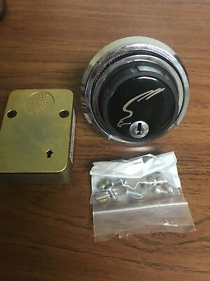 Big Red Combination Group 2 Lock- Model 2020